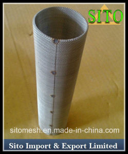 Stainless Steel Wire Mesh Strainer/Cartridge Filter