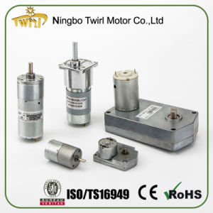 22mm 12/24V DC Plantary Gearmotor pictures & photos