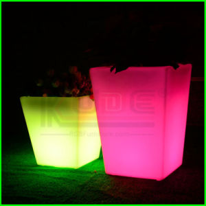 Modern LED Planters Garden Pots and Containers pictures & photos