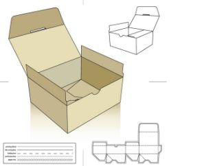 Corrugated Box/Mail Box/Delivery Box/Carton Box/Paper Box/Clothing Box