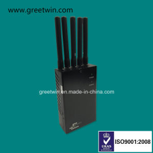 Single Switches Mobile Phone Disruptor GPS Jamming Device Pocket Sized (GW-JN5L) pictures & photos