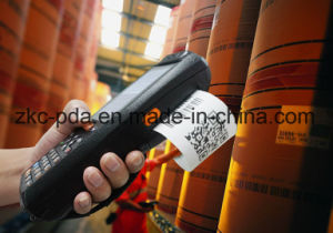 Barcode Scanner Android Handheld PDA with Thermal Printer (PDA3506) pictures & photos
