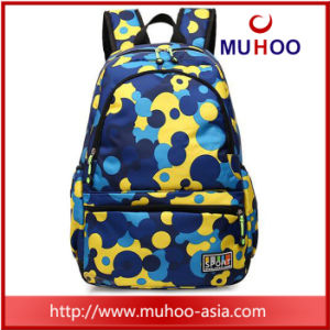 Waterproof Printed Oxford School/Travel/Sports Backpacks Bag for Outdoor pictures & photos