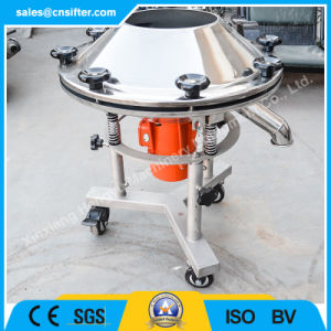 High Frequency Pigment Vibration Screen Machine pictures & photos