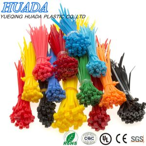 China Huada Plastic Cable Tie, Nylon Tie, Cable accessory, Wire Ties ...
