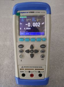 Handheld Rlc Meter with Kelvin Clip (AT826) pictures & photos