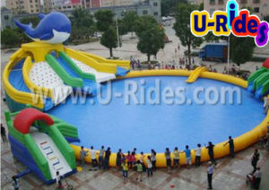 Water Park, Moving Water Park, Land Water Park, Frame Pool pictures & photos