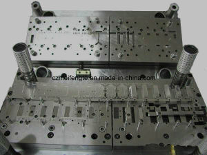 Stainless Steel Auto Parts Progressive Die pictures & photos