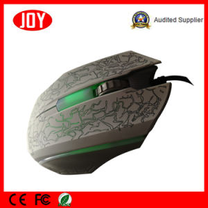 Laser Design LED Pattern Computer USB Wired Mouse pictures & photos