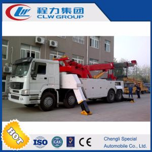 Cheng Li 40tons Heavy Duty Wrecker Tow Truck pictures & photos