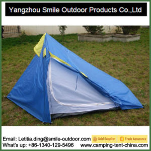 1 Person Luxury Special Design Backpacking Camping Tent pictures & photos