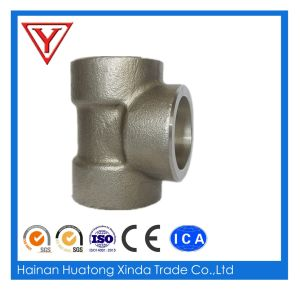 Stainless Steel F306L Cl3000 Socket Weld Forged Elbow pictures & photos