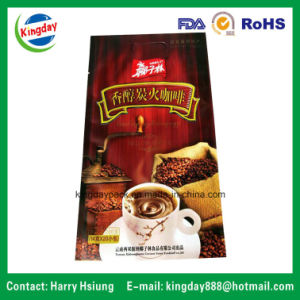 3 Sides Sealing Coffee Bag with Different Material