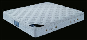 Orthopedic Bamboo on Air Comfort Inflatable Memory Mattress pictures & photos