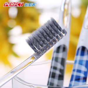 Perfect Camo Slim-Spiral-Filament Toothbrush pictures & photos