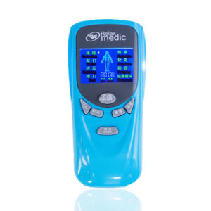 Handheld Digital Meridian Massager Tens Union for Health Therapy pictures & photos