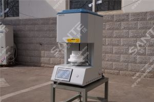 High Temperature Touch Screen Lift Dental Sintering Furnace pictures & photos