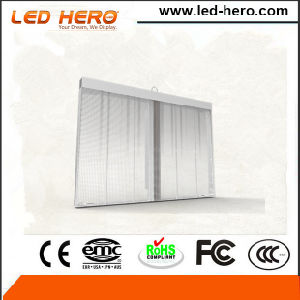 High Definition Glass Screen P5-8mm LED Display Indoor