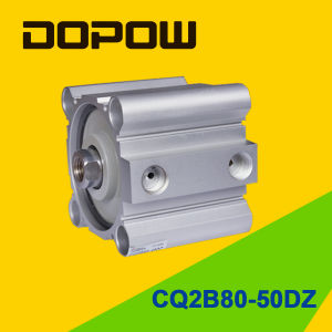 Dopow Series Cq2b80-50 Compact Cylinder Double Acting Basic Type pictures & photos