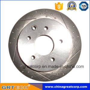 432068j102 High Quality Rear Brake Disc Rotors for Nissan