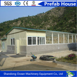 Prefabricated Modern Modular Prefab House for Temporary Office/Home pictures & photos