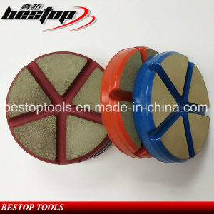 Ceramic Diamond Floor Polishing Pad for Concrete pictures & photos