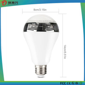 Smart Bluetooth LED Lamp with Bluetooth Speaker