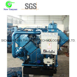 Oil Free CNG Natural Gas Booster Compressor