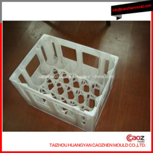 High Quality Plastic Injection Beer Crate Mold