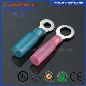 PVC Nylon Cold Pressed Insulated Terminal pictures & photos