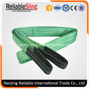 Reliable Polyester Eye Eye Rigging Webbing Sling pictures & photos