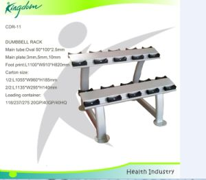 Fitness Equipment Dumbell Rack/Gym Equipment Rack/Storage Rack pictures & photos