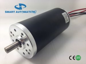Dia. 80mm DC Motor Catalogue, High Torque, Big Power 12V 24V 48V 120V 100W Upto 800W