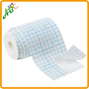 Medical Consumables Boxed Straight Cuttig Wound Dressing Roll
