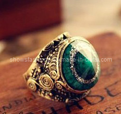 Jewelry Ring/ Finger Ring/ Fashion Rings/ Eyes Shape Fashion Jewelry (XRG12058) pictures & photos