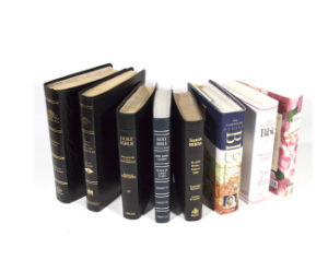 High Quality Round Spine Hardcover Bible Book Printing (YY-BI004) pictures & photos