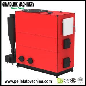 High Efficiency Hot Water Boiler with Coal Fired