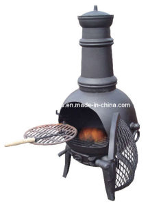 China Cast Iron Chiminea Tch034s China Cast Iron Outdoor