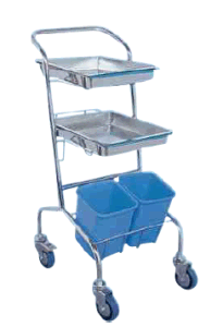 Theatment Trolley for Hospital (SC-HF42) pictures & photos