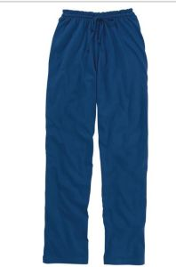 Cheap Customize Cotton Comfortable Blue Lady Sleepwear Pants Fw-213