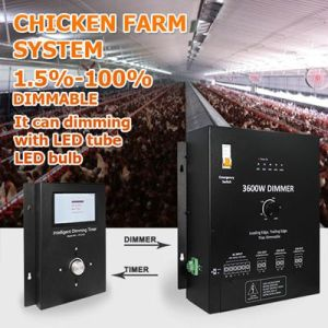 Poultry Farm Traic Dimmable 0 10v Led Dimmer Switch Touch