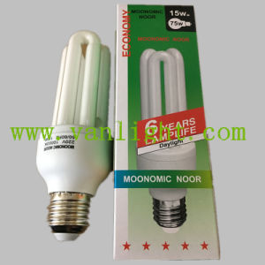 High Quality 3u-T3 15W CFL Energy Saver Lamp