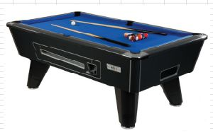 Coin Operator Pool Table (DF 1173)