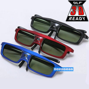 DLP-Link Shutter 3D Glasses for Projector Benq/Optoma/ Acer/Ricoh