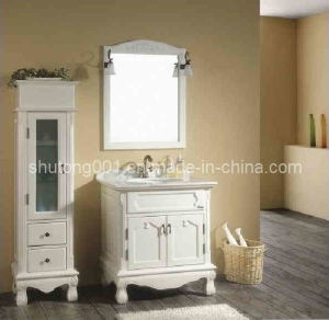 China Antique Style Bathroom Vanity St