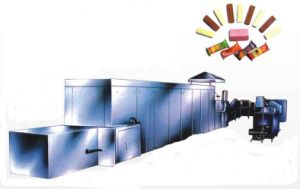 TWB Tunnel-Type Organic Heating-Medium Oven Wafer Biscuit Plant (YWB-27) pictures & photos
