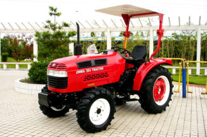 Jinma 4WD 30HP Wheel Farm Tractor (JINMA 304) pictures & photos