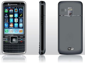 WiFi Mobile Phone (T518I)