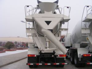 Dyx5251 Cement Mixer Vehicle