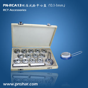 Rct Tester Center Plate Ring Crush Test Accessories Rct Accessories Rct Sample Holder pictures & photos
